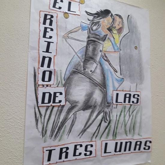 Visita del escritor Fernando J. López 2