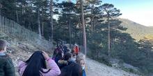 5º retoma la excursiones con una ruta por la montaña_CEIP FDLR_Las Rozas