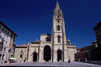 Catedral de Oviedo, Principado de Asturias