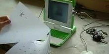 Videochat for literacy on the OLPC XO laptops