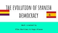 Evolución de la Democracia en España