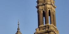 Torres de la Basílica del Pilar de Zaragoza
