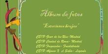 Álbum de fotos. ADOPTAR 2010-11 ESTACIONES BRUJAS