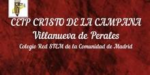 PROYECTO STEM CEIP CRISTO DE LA CAMPANA 2021