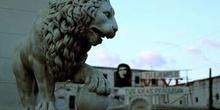 Escultura de león, Cuba
