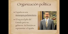 6º sociales la España de nuestros días