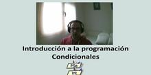 Iniciación a la programación - Condicionales