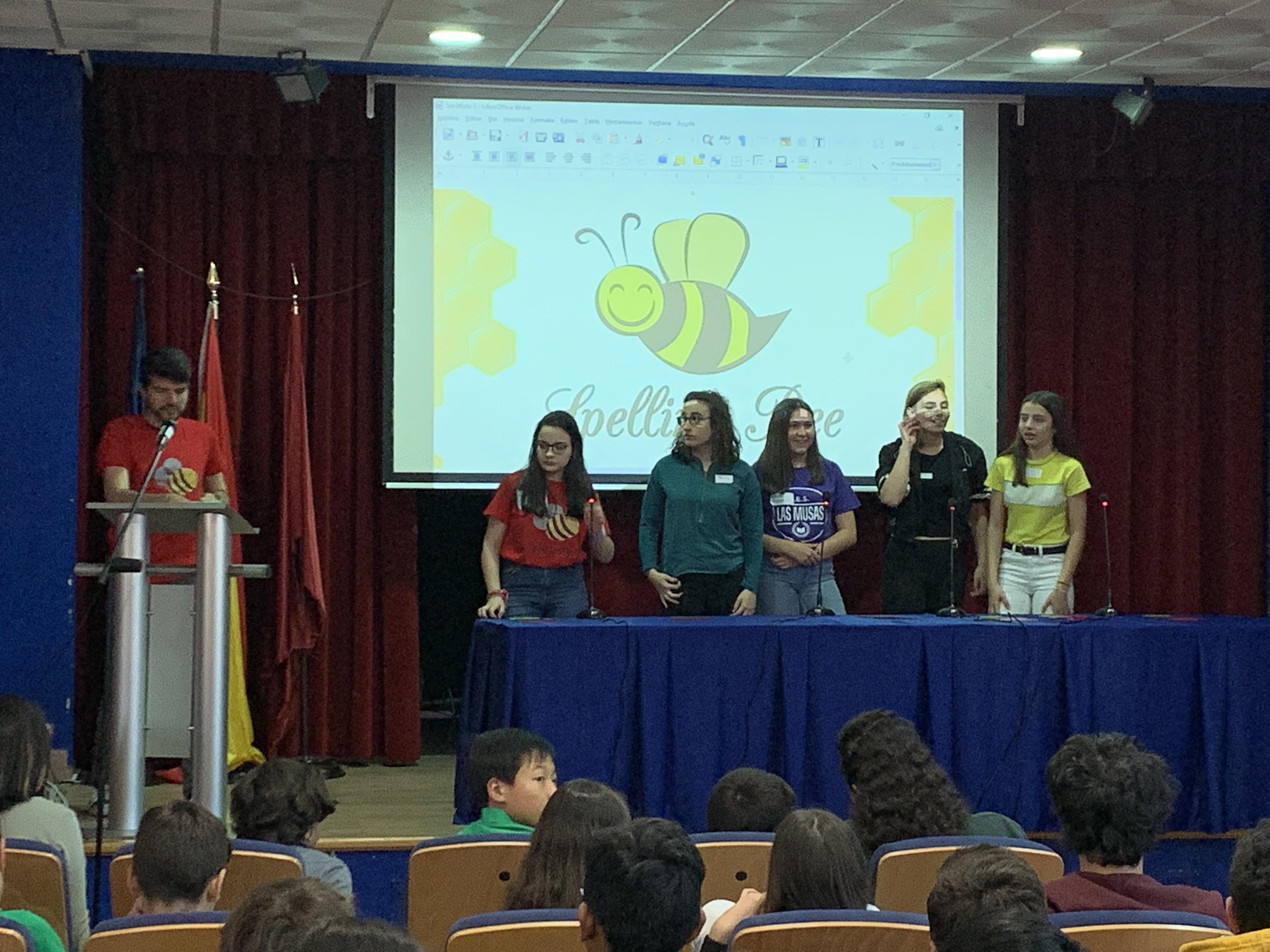 Spelling Bee 2019 23