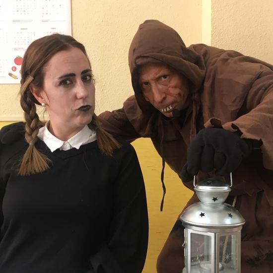 2019_11_12_6ºA disfruta preparando Halloween_CEIP FDLR_Las Rozas 8
