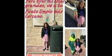 """""""Reci"""" visita nuestras casas/nuestro barrio - Ecoescuela San José - Curso 2015-16"""