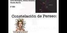 SECUNDARIA 2º - CONSTELACIONES. PERSEO - LENGUA Y LITERATURA