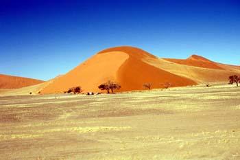 Duna 45 del desierto de Namib, Namibia