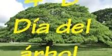 El Día del árbol