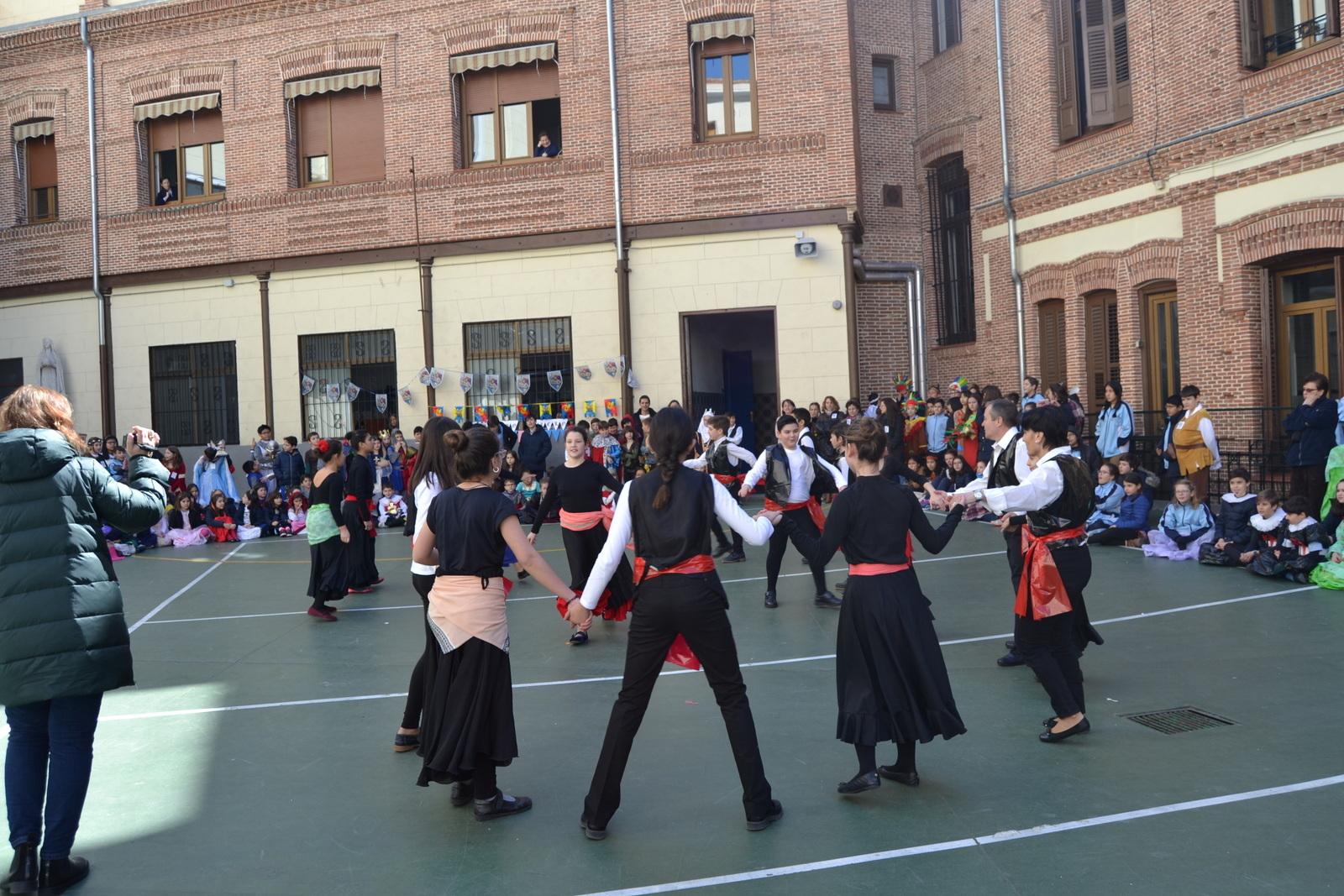 Jornadas Culturales y Depoortivas 2018 Bailes 3 18