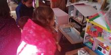 Visita al Berceo I de los alumnos de Infantil 4 años. 2