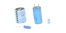 Condensadores electrolíticos