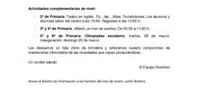 Boletín Informativo Mensual del mes de enero de 2017