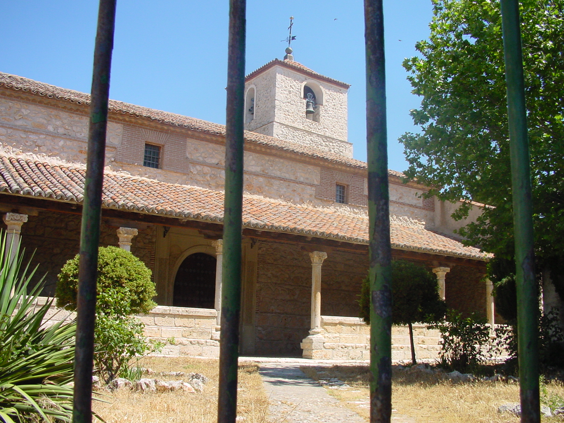 Iglesia parroquial de Pezuela de las Torres
