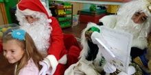 Los RRMM  Papá Noel en 1º (1) 16