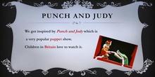 Fourth grade puppet show (jornadas del humor)
