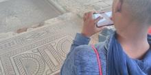 Parque arqueológico de Carranque. 1º ESO. 3 Mayo 2017