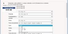 Talento Matemático Profesor Arias Cabezas: Área y volumen de los poliedros y cuerpos redondos