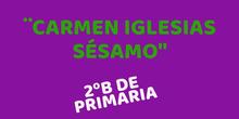Carmen Iglesias Sésamo 2ºB