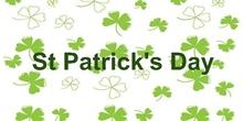 Saint Patrick's Day - 1,2,3 grades
