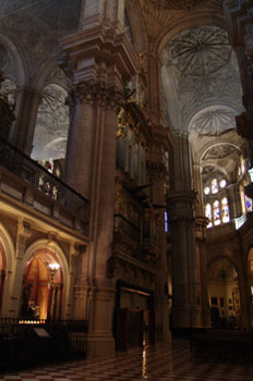 Catedral de Málaga, Andalucía