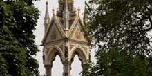 Albert Memorial, Hyde Park, Londres
