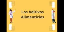 Jornadas de Salud: Aditivos Alimenticios
