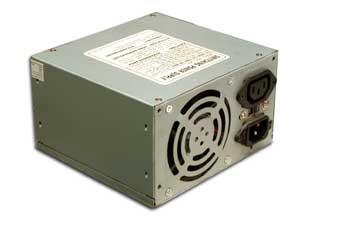 Hardware, fuente de alimentación de un ordenador