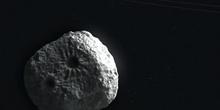 Cometa espacial