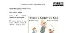 COMENTARIO SOBRE LA LECTURA DIALOGADA DE VAMOS A CAZAR UN OSO