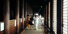 Pasillo del Templo del Periódo Heian