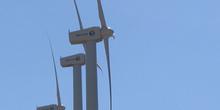 Generador de energía eólica, Artajona, Navarra