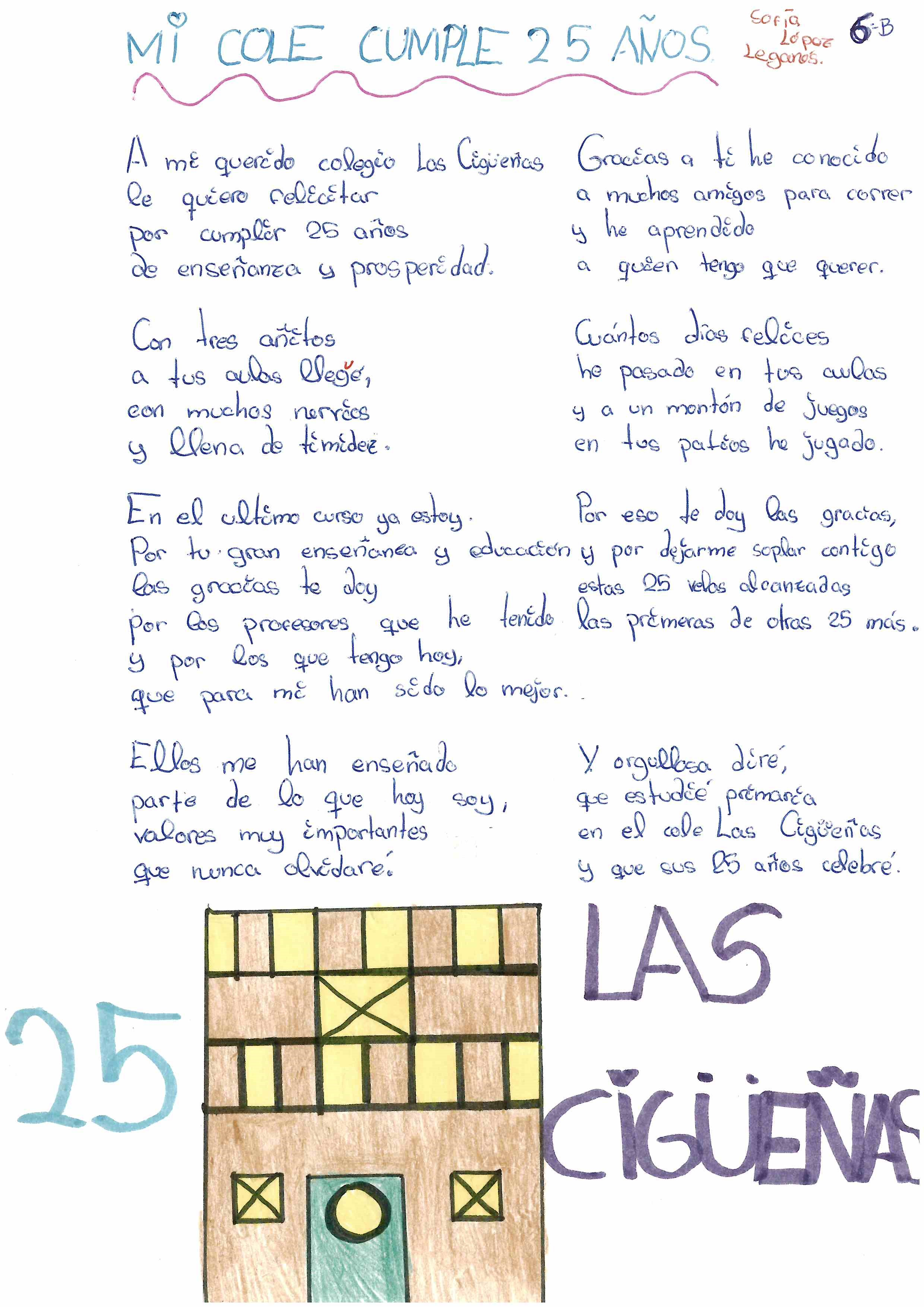 6ºB SOFÍA LÓPEZ LEGANÉS