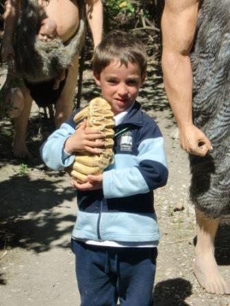 Infantil 4 años en Arqueopinto 2ª parte 46