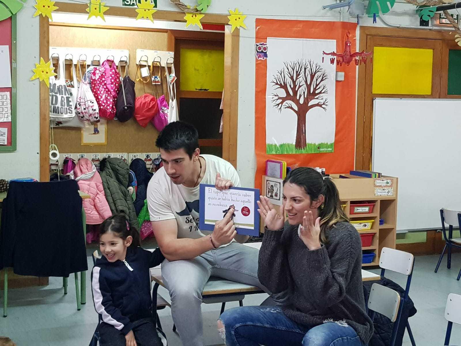 """Los """"papabuhos cuentacuentos"""" de Infantil_CEIP FDLR_Las Rozas   17"""