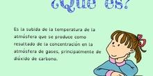SECUNDARIA - 1° ESO - BIOLOGÍA - LA LLUVIA ÁCIDA - FORMACIÓN