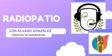 """Programa especial """"RADIO PATIO"""" - Visita de nuestro concejal - CEIP República de Colombia"""