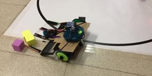 ¿Cómo soluciono un imprevisto con mi robot?_Proyecto Robótica_CEIP FDLR_Las Rozas
