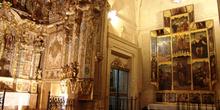 Retablo y pinturas, Catedral de Orihuela
