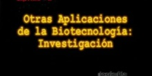 Capítulo 8º: Aplicaciones de la biotecnología a la investigación