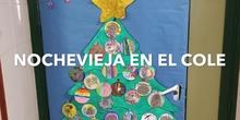 INFANTIL - 5 AÑOS A - NOCHEVIEJA EN EL COLE - ACTIVIDAD