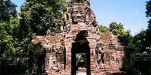 Puertas de Angkor, Camboya