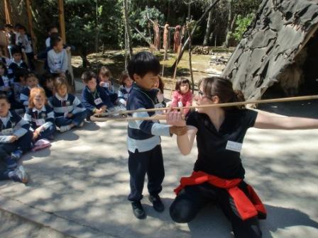 Infantil 4 años en Arqueopinto 2ª parte 8