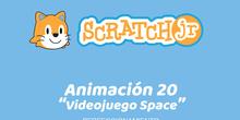 ScratchJr (Perfeccionamiento) 20-Videojuego Space