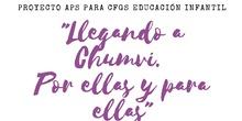 """Proyecto Aps """"Llegando a Chumvi"""""""