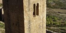 Torre albarrana, Huesca